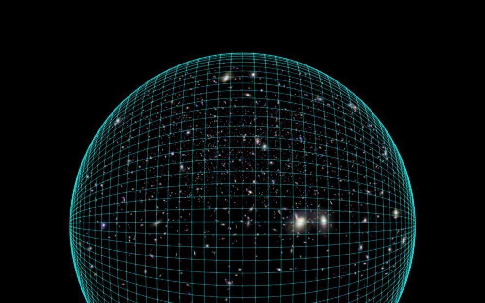 Geodesic Universe
